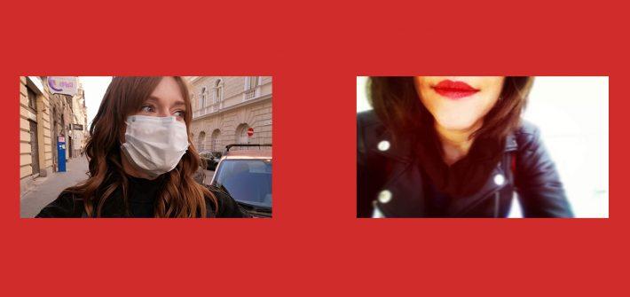 Tyukodi Krisztina Richter Zsuzsi képek karantén